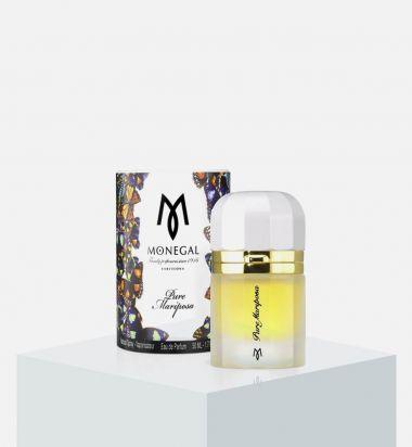 Pure Mariposa 50ml / 17 Fl. Oz Eau de Parfum / Natural Spray