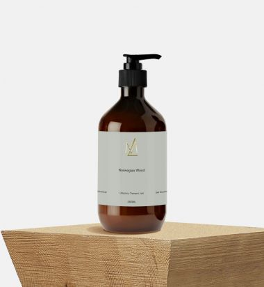 Norwegian Wood Gel Douché Body Cleanser